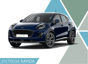 Imagen del renting FORD Puma. Ford renting particulares