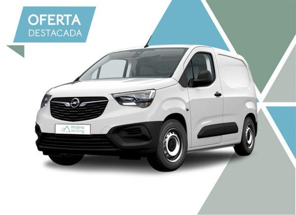 Imagen del renting Opel combo life. Renting particulares opel