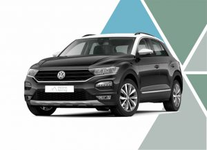 Imagen del renting Volkswagen t roc advance