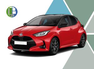 Imagen del renting Toyota Yaris. Toyota yaris renting particulares