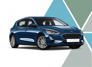 Imagen del renting Ford Focus. Renting ford focus para particulares