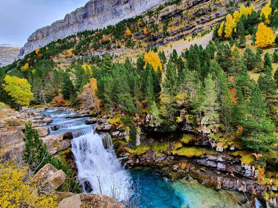 Destinos España en otoño: turismo durante otoño en españa
